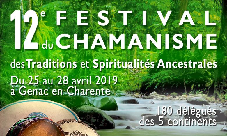 12e Festival du Chamanisme - 2019
